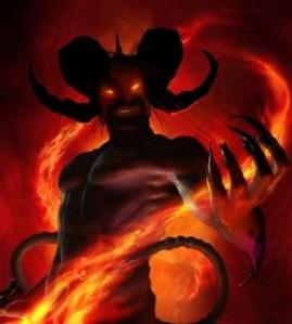 Diablo 7 Satanas