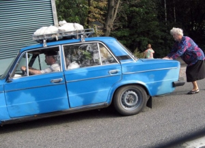 Qué puedo hacer con mi coche viejo
