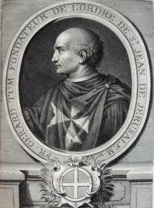 Gerardo-Tum-fundador-de-la-Orden-de-Malta-en-1084.