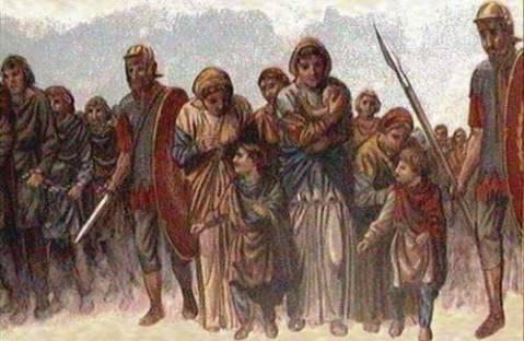 esclavos-romanos