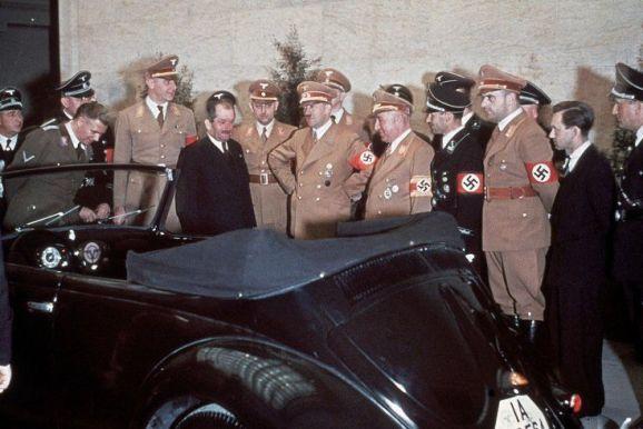 Porsche-Hitler