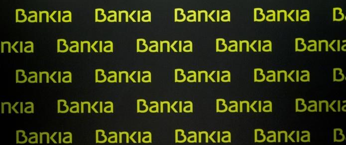 GRA062. MADRID, 03/02/2014.- El presidente de Bankia, José Ignacio Goirigolzarri, durante su intervención hoy en la presentación de resultados del grupo que ha superado sus propios objetivos al obtener un beneficio neto de 818 millones en 2013, frente a las pérdidas de un año antes, de los que 509 millones corresponden exclusivamente a Bankia. Goirigolzarri ha dicho que no le parece imposible que se recuperen todas las ayudas que el contribuyente dio al grupo financiero, cuya privatización, ha considerado, debe