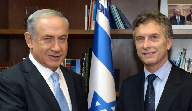 La Bruja Mayor en Otras Predicciones y Profecias (tema abierto para el debate) Netanyahu-macri-620x360