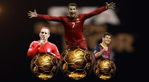 Cristiano-Ronaldo-vs-Messi-vs-Ribery-Balon-de-Oro-2013