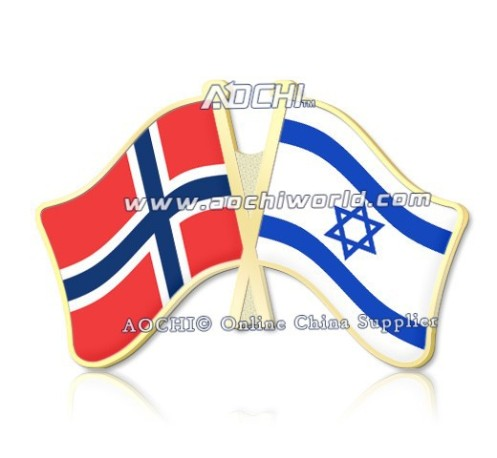 Mix-And-Match-Best-Selling-High-Quality-Norway-And-font-b-Israel-b-font-Crossed-font