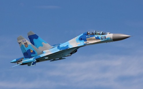 ukraine-air-force-sukhoi-su-27ub-jet-fighter-3000x2033-wallpaper-187777