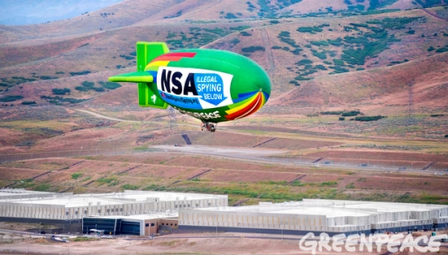 Utah Airship Flight