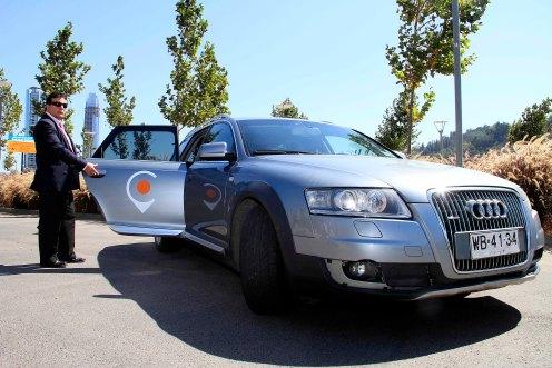 Entrevista al nuevo servicio de taxis de lujo