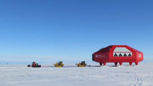 antarctic-research-station