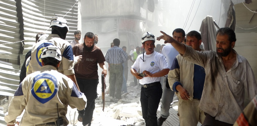 At least 34 killed in new attacks in Syrian city of Aleppo