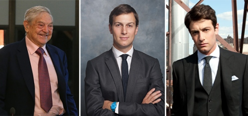 George-Soros-Jared-Josh-Kushner