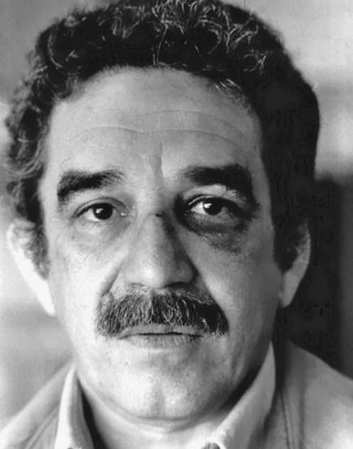 Gabriel García Marquez - se hizo retratar con el fotografo Rodrigo Moya- 1976-puñetazo de Mario Vargas Llosa