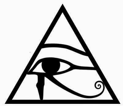 ojodeHorusenuntriangulo
