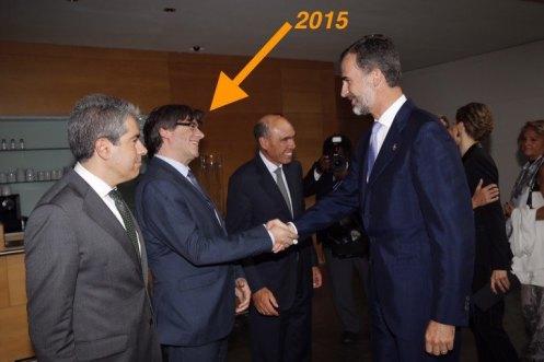 Puigdemont_felipe_vi_forum_impulsa_2015_Gallina_Ilustrada