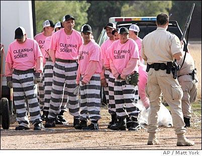 SheriffArpaioPrisonersPinkShirts