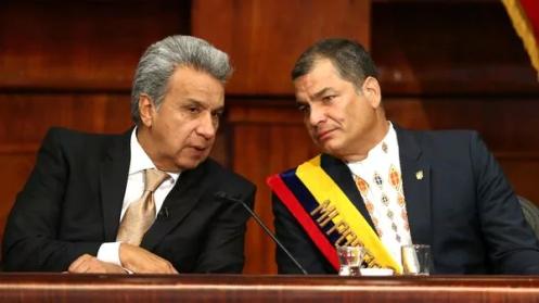 Correa-Lenin-Moreno