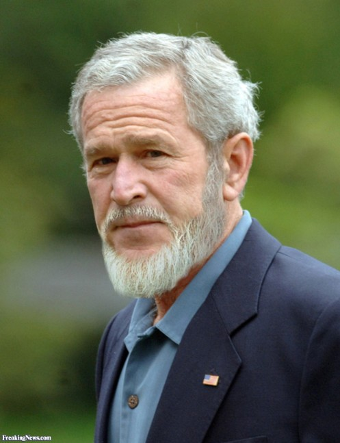 George-Bush-with-a-Grey-Beard-19870