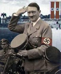Hitler saludo