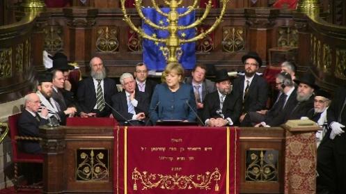 Merkel-jew