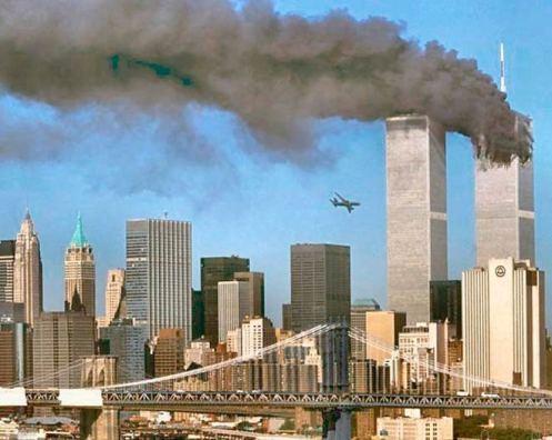 11-S 2001 Segundo avión