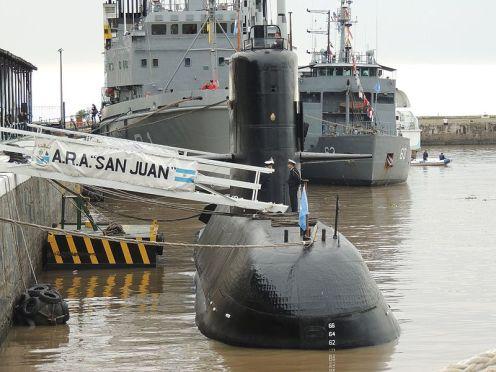 Submarino_ARA_San_Juan_(33866567363)