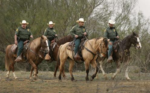 Horse Patrol Texas