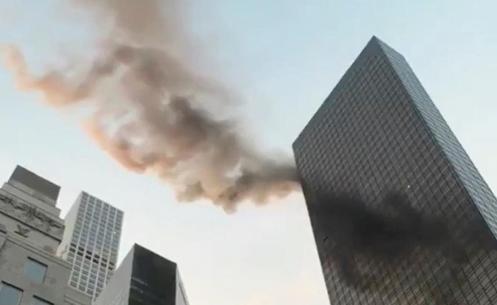 newyork-fire-trump-tower