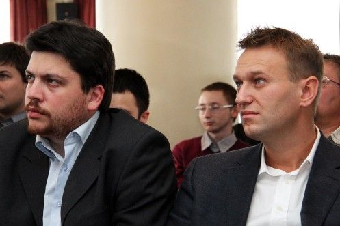 Leonid-Volkov-and-Alexei-Navalny