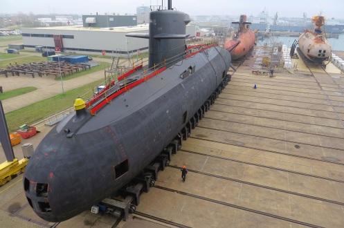 três-submarinos-da-classe-Walrus-4