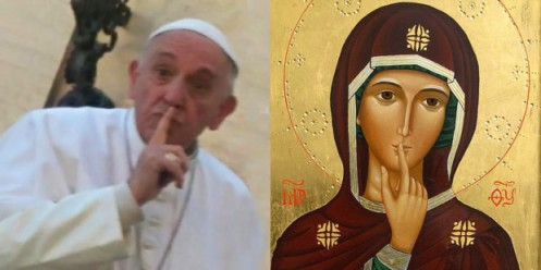 web3-pope-francis-virgin-mary-hush-silence-facebook-fra-emiliano-antenucci