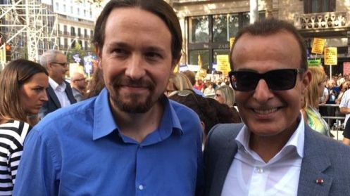 Podemos-Iglesias-Mohammed-Kuwari-Twitter_EDIIMA20170829_0113_19