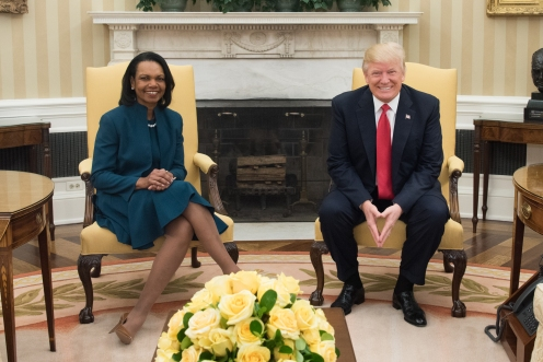 Condoleezza_Rice_and_Donald_Trump_in_the_Oval_Office,_March_2017