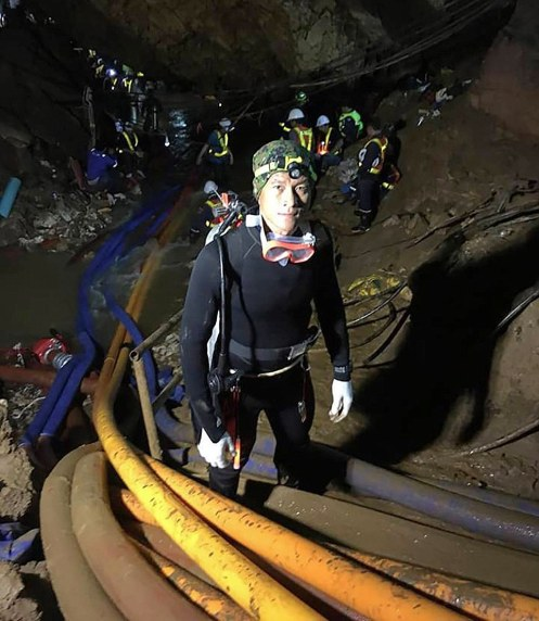 Razz Sman Kuman Chiang Rai Cave