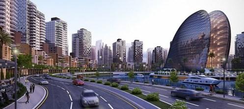 Eko-Atlantic-City-Lagos-Nigeria-Illustration