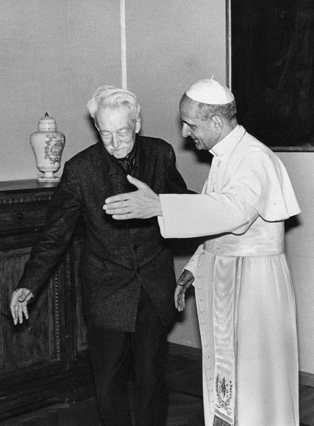 jacques-maritain-and-paul-vi