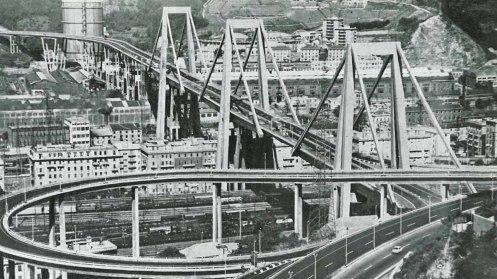 Ponte Morandi Di Genova Attacco Degli Illuminati Sionisti