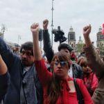 """""""Dos simulacros el 20 de septiembre: uno en México a los 33 años del terremoto, y otro en EEUU con la Ley Marcial por móvil. ¿Habrá un golpe de Estado del Pentágono en México para derrocar el gobierno de López Obrador?""""."""