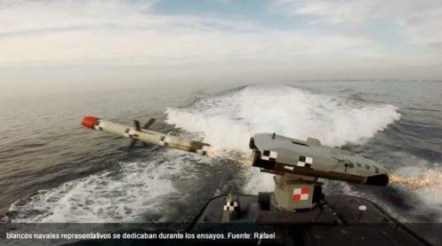 Israel pone a prueba su dron marino debe preocuparse Irán (vídeo)_3.