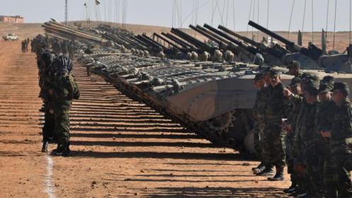 La firma de paz de Yemen busca reubicar las tropas saudíes (marroquíes), en Marruecos, a toda prisa. Guerra con el Polisario (Operación AFRICAN LION 2018 junto a EEUU), para pasar el oleoducto de ARAMCO, y luego entrada en España. Francia ya no podrá compartir el oleoducto de ARAMCO para TOTAL desde Argelia, a pesar de que está dirigido por Edmond de Rothschild.