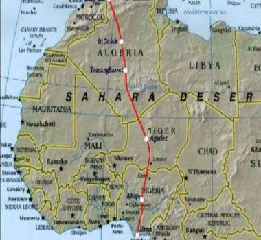 ARAMCO evita un golpe de estado en GABON de Vitol-Glencore