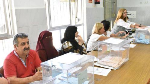 Colegio electoral Ceuta