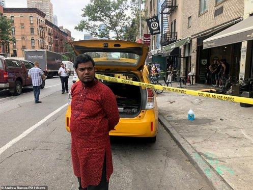 15934236-7237893-Unscathed_The_unamed_driver_of_the_car_claimed_he_was_hit_from_b-a-69_1562874433897
