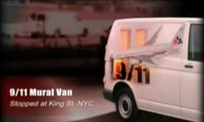 911muralvan. Urban Moving Systems Van (1)