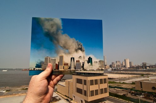 Looking Into the Past: World Trade Center Collapse, September 11